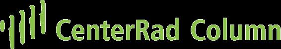 CenterRad Column logo