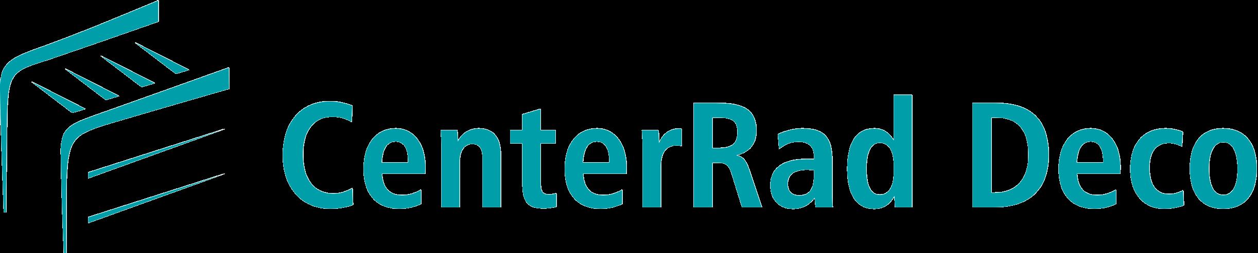 CenterRad Deco logo