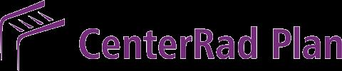 CenterRad Plan logo
