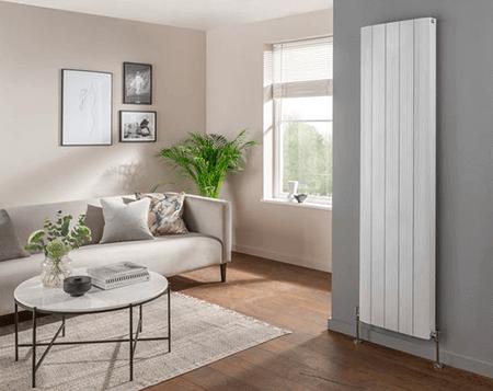 Vogue aluminium radiators