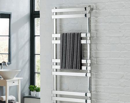 Vogue heated towel rails
